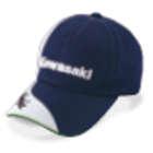 【KAWASAKI】Kawasaki 通風網帽