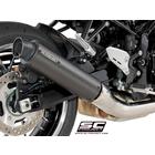 【SC-PROJECT】GP 純黑色排氣管尾段| Webike摩托百貨