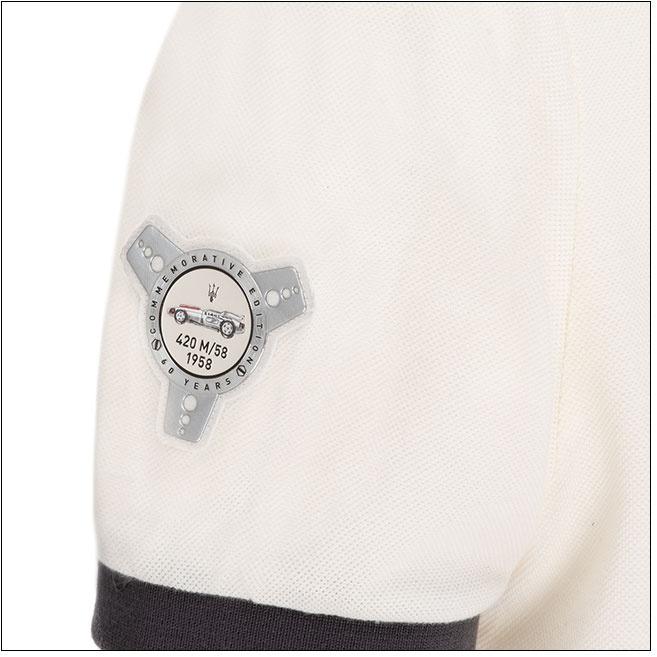【Motorimoda】【MASERATI】經典Polo衫 經典HE 1914  重機與機車零件、騎士服裝販售 Webike摩托百貨