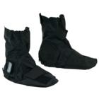 【RS TAICHI】RSR210 Buster 黑色防雨鞋套(短)